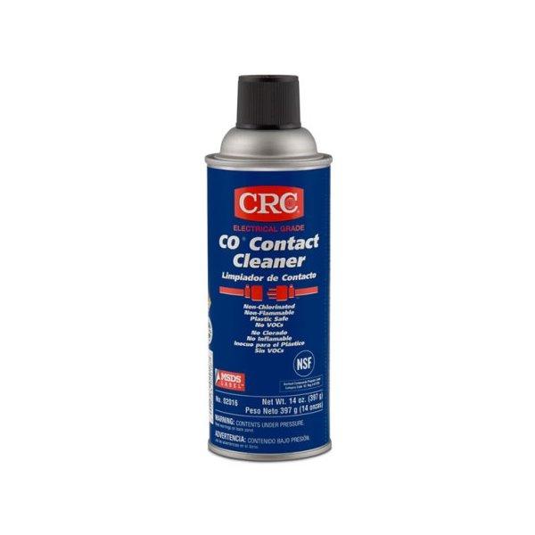 CRC 02016 CO® Contact Cleaner, 16 Oz Aerosol