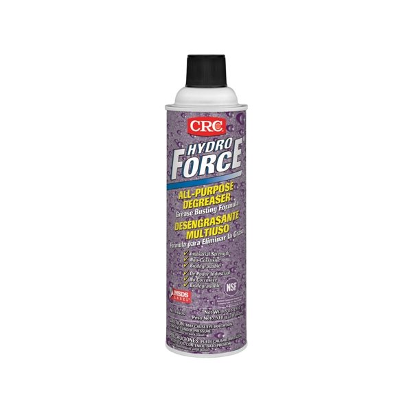CRC 14408 HydroForce® All Purpose Degreaser 1 Gal