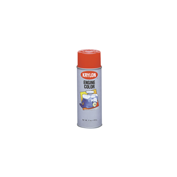 Krylon K01611 Universal Gray Engine Spray Paint 11 Oz