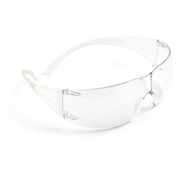 3m safety 3m sf201af clear af lens safety glasses kaufman company inc