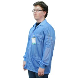 Blue Statshield Smock Medium