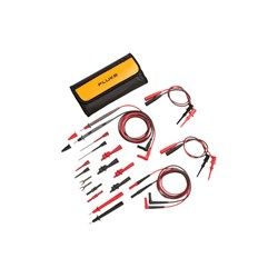 Deluxe Electronic Test Lead Kit in Case