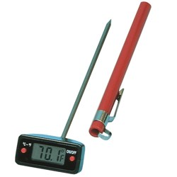 Digital Rotary Head Pocket Thermometer