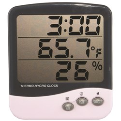 Temperature & Humidity Monitor,  °F/°C