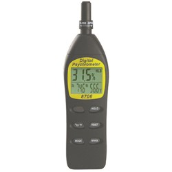 Calibratable Digital Psychrometer