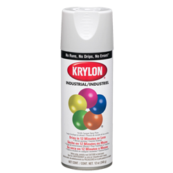 1501 Gloss White Spray Paint 12 OZ