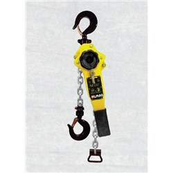 3/4 Ton Lever Chain Hoist 10' Lift