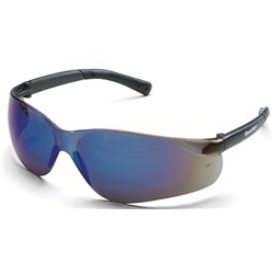 BearKat® Blue Mirror Lens Safety Glasses