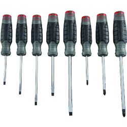 Duratek 8 Pc Combination Screwdriver Set