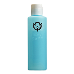 IC Blue Lotion in ESD Safe 8 oz. Bottle